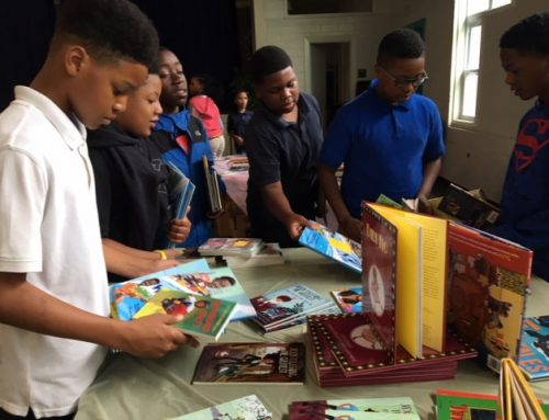 'My village showed out': book lovers across the country donate to Fairfield school